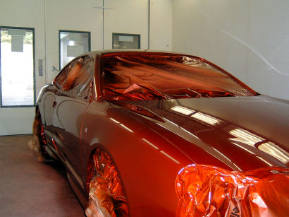Our Services - Car Body Repairs on the Isle of Wight